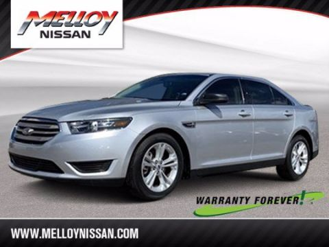 Pre-Owned 2017 Ford Taurus SE FWD 4dr Car