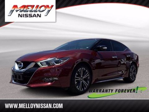 Pre-Owned 2017 Nissan Maxima SV FWD 4dr Car