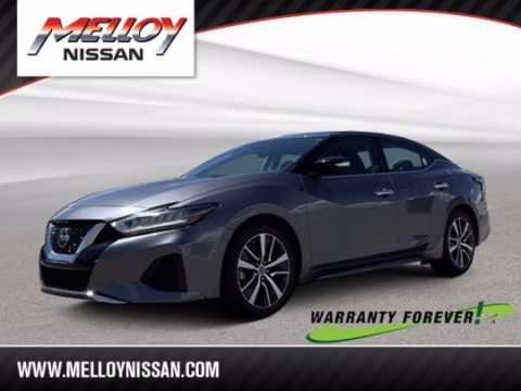 Pre-Owned 2019 Nissan Maxima SV FWD 4dr Car
