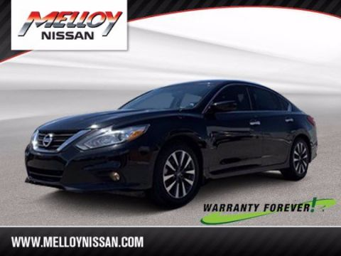 Pre-Owned 2016 Nissan Altima 2.5 SV FWD 4dr Car
