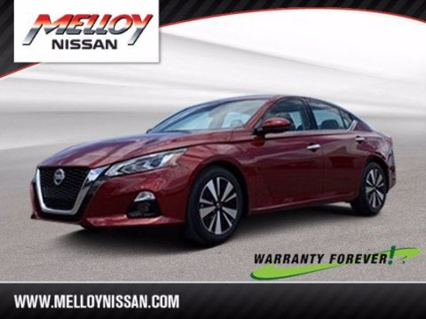 Pre-Owned 2019 Nissan Altima 2.5 SV FWD 4dr Car