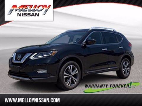 Pre-Owned 2017 Nissan Rogue SL AWD Sport Utility