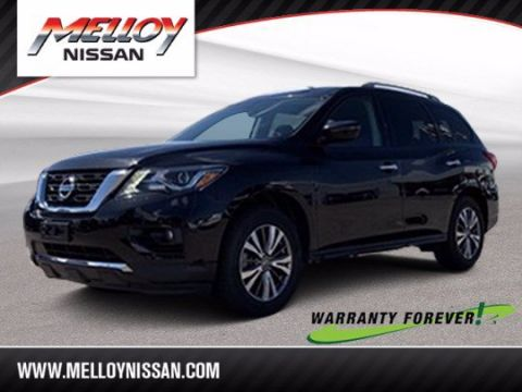 Pre-Owned 2020 Nissan Pathfinder SV 4WD Sport Utility
