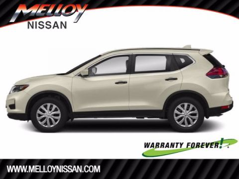 New 2020 Nissan Rogue AWD SV AWD Sport Utility